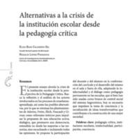 Calderón y López, alternativas a la crisis de la institución escolar.pdf