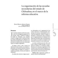 Arzola-Franco, la organización de las escuelas secundarias, IE año 1, No. 1, octubre-marzo 2011.pdf
