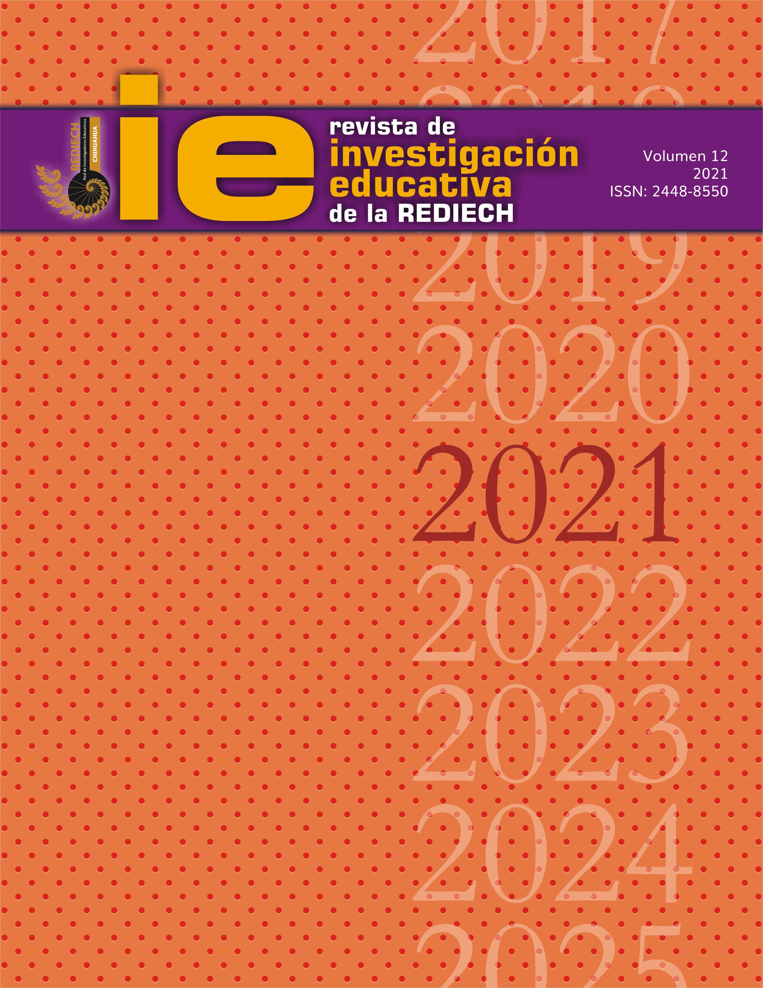 Ver Vol. 12 (2021): Publicación continua