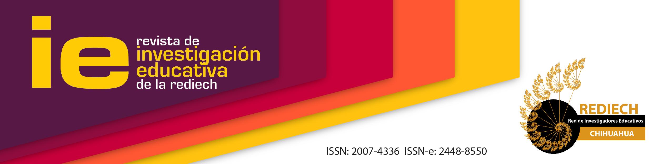 IE Revista de Investigación Educativa de la REDIECH